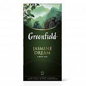 Чай зеленый Greenfield Jasmin Dream 25пак х 2г